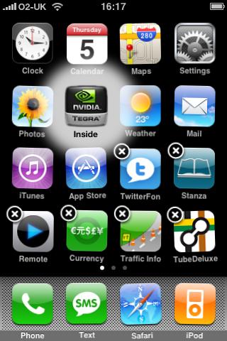 Tegra in iPhone?