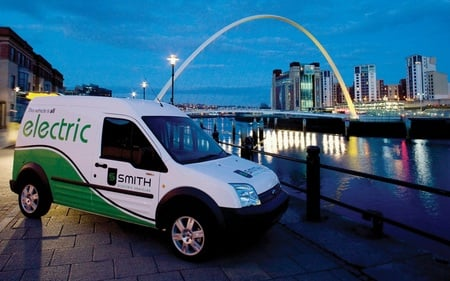 Smith e-van