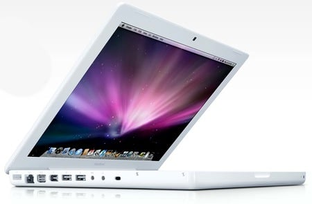 Apple White MacBook