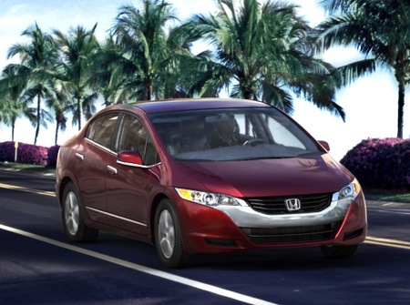 Honda FX Clarity