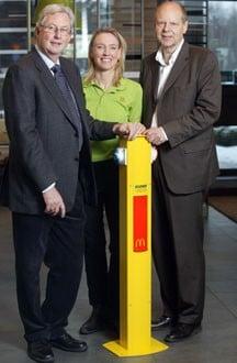 McDonalds McCharger