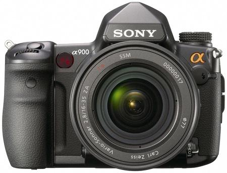 Sony Cyber-shot Alpha 900