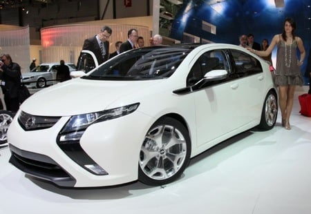 GM Ampera