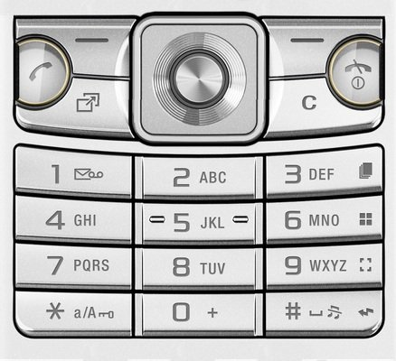 Sony Ericsson Cyber-shot C510