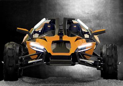 KTM AX concept