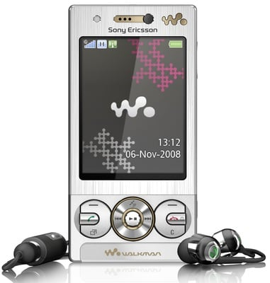 Sony Ericsson Walkman W705