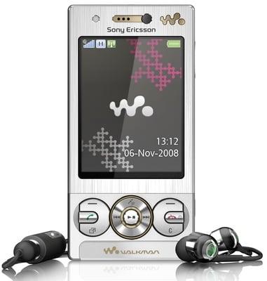 Sony Ericsson Walkman W705