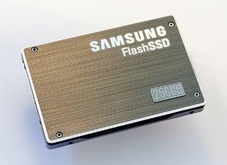 Samsung 256GB SSD