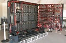 Bletchley Park's replica Turing Bombe