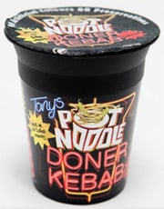 Pot Noodle's doner kebab-flavoured offering