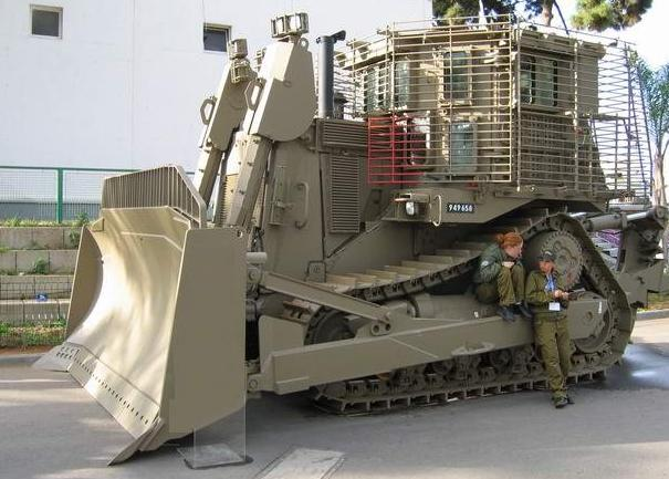 The IDF armoured vers