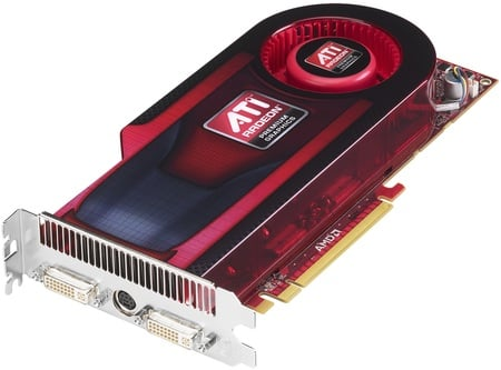 AMD ATI Radeon HD 4890