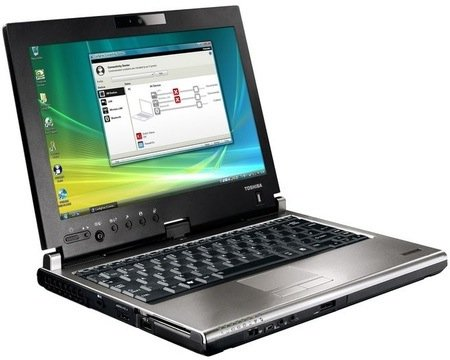 Toshiba Portege M750