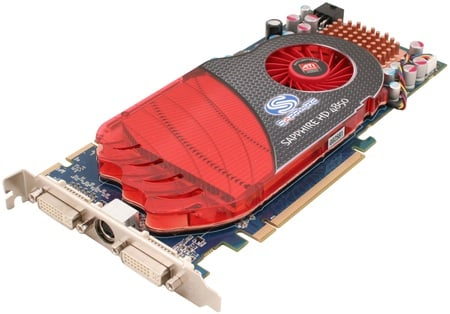 Reference Radeon HD 4850