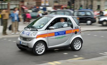 Metropolitan Police's e-Smart