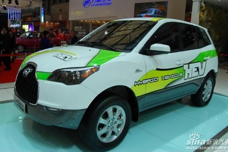 Changfeng CS7