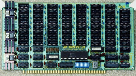 This Old Box - S-100 CompuPro M-Drive/H card