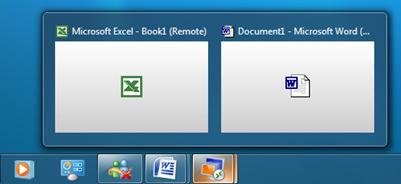 No Windows 7 bling