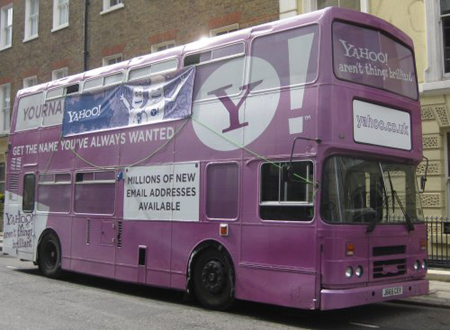Yahoo! buss
