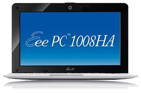 Asus Eee PC 1008HA