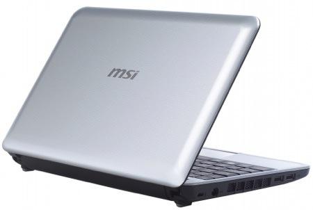 MSI Wind U115