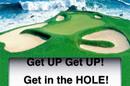 Golf HECKLER! screenshot