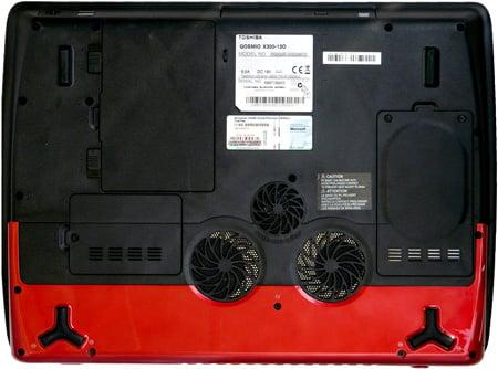 Toshiba Qosmio X300-13W