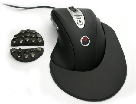 Raptor M3 Platinum Mouse