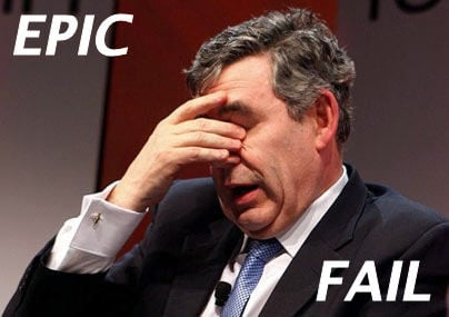 Gordo: EPIC FAIL
