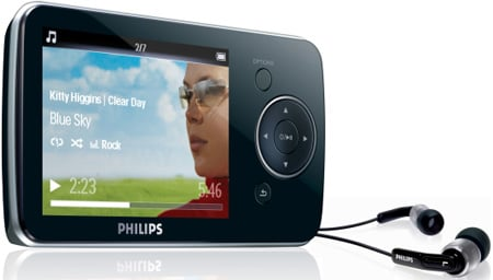Philips GoGear SA5295 Opus
