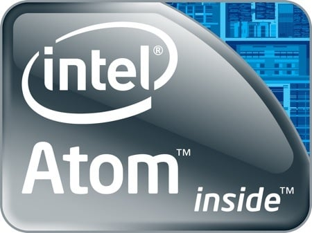 Intel Atom - Logo