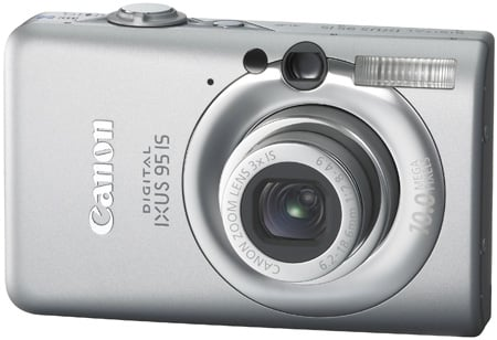 Canon Digital Ixus 95 IS