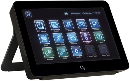 O2 Joggler