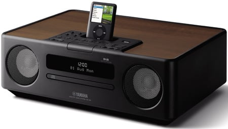 yamaha tsx 130 ipod dock the register. Black Bedroom Furniture Sets. Home Design Ideas
