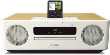 Yamaha TSX-130 iPod dock