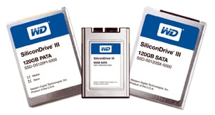WD SiliconDrive III SSD
