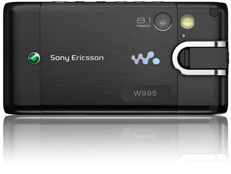 Sony Ericsson W995 Walkman phone