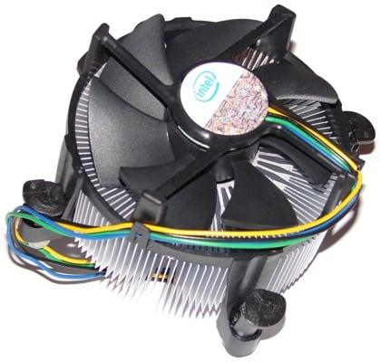 Intel standard cooler