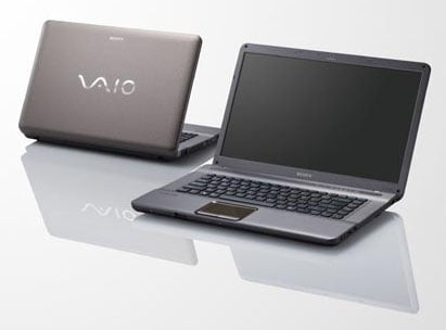 Sony launches quick-boot Vaio notebook • The Register