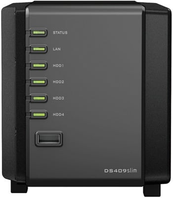 DS409slim Nas
