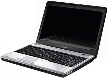 Toshiba L500