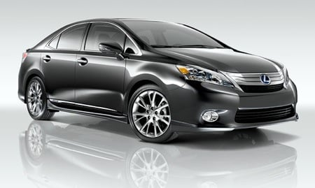 Lexus HS250h