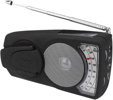 FreePlayEnergy EyeMax Wind-Up AM/FM Radio