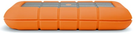 LaCie 320GB 7,200rpm Rugged HDD