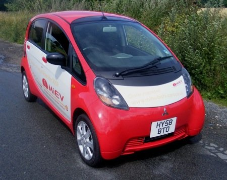 Mitsubishi iMiEV
