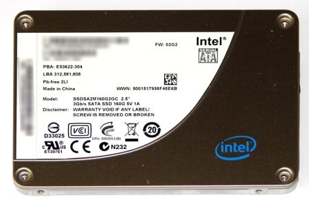 Intel X25-M