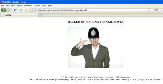 Polis pwned