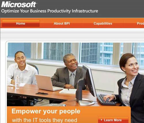 Microsoft Photoshopped pic (original)