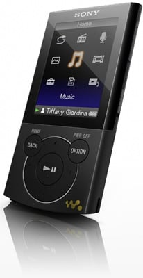 Sony Walkman E444