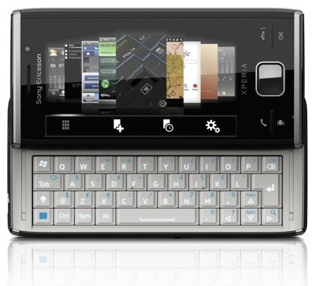 Sony Ericsson Xperia X2